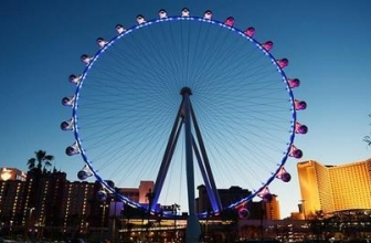 Up to 28% Off Tickets at The High Roller at the LINQ