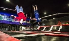 Up to 70% Off Trampoline Jump Sessions at Flip N Out Xtreme