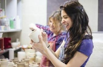 50% Off Ceramic Painting