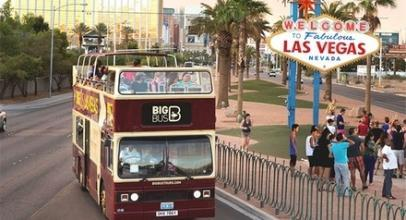 Up to 46% Off from Big Bus Tours – Las Vegas