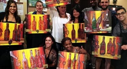 Up to 53% Off 2-Hour Painting Party w/ Supplies for One or Two
