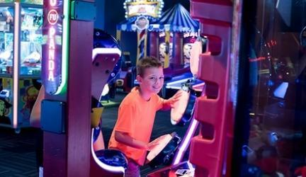 69% Off Arcade Games at GameWorks