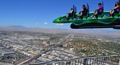 Up to 6% off SkyJump at Stratosphere Casino Hotel & Tower