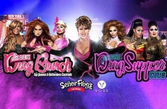 Drag Brunch – Up to 10% Off Drag Show with Food and Drinks
