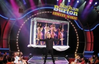 Up to 79% Off Nathan Burton Comedy Magic