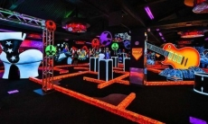 Up to 54% Off Mini Golf at KISS by Monster Mini Golf