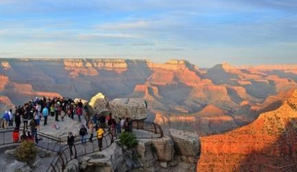 60% Off a Premier Bus Tour of the Grand Canyon's South Rim