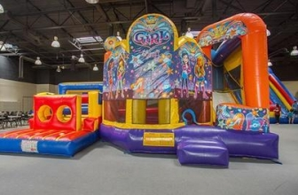 Up to 18% Off Bouncing Passes at Bouncy World