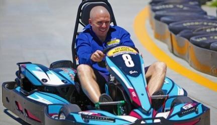Up to 45% Off GranPrix Track Races at Las Vegas Mini Gran Prix