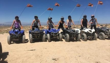 Up to 31% Off ATV Tours from SunBuggy Fun Rentals