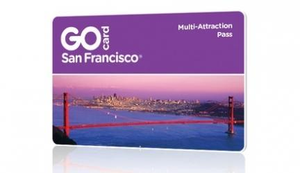 Go Pass to San Francisco Attractions – Up to 55% Off Gate Prices