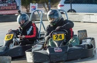 Up to 81% Off Go-Kart Racing