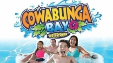 Cowabunga Bay Water Park – Good Any Day Through September 29, 2019