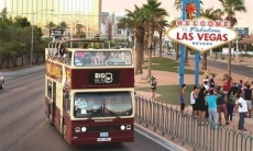 Up to 45% Off Las Vegas Tour at Big Bus Tours