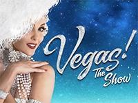VEGAS! THE SHOW Promo Code – 50% Off