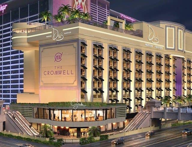 Cromwell Las Vegas Promo Code – $50 F&B Credit Plus Free Room Upgrade